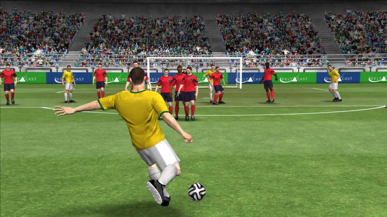 Virtual View - Free Kick