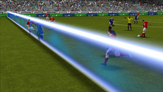 Virtual View - Offside